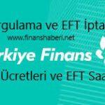 Türkiye Finans EFT