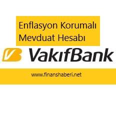 vakifbank enflasyon