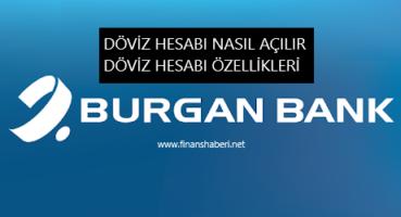 Burgan Döviz Hesabı