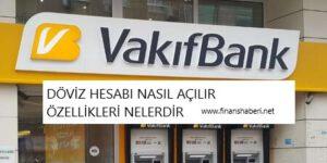 Vakıfbank Döviz Hesabı
