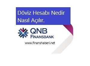 finansbank döviz hesabı