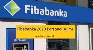 Fibabanka 2020 Personel Alımı