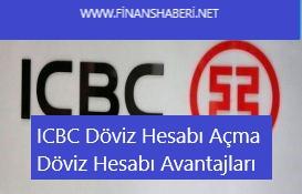 ICBC BANK DÖVİZ HESABI NASIL AÇILIR