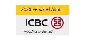 ICBC Bank 2020 Personel Alımı