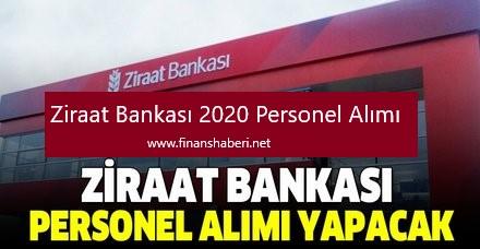 Ziraat Bankası Personel