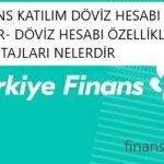 finans katılım döviz hesabı