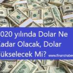 2020 Dolar
