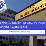 2020 Maliye