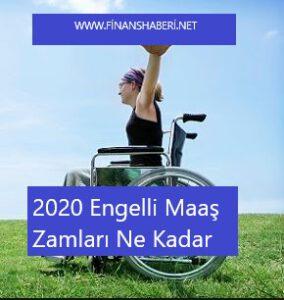 2020 engelli