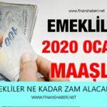 Emekli Maaşı 2020