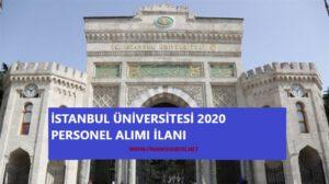 İstanbul 2020
