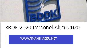 BBDK 2020 Personel Alımı