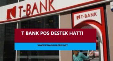 T Bank Pos Destek
