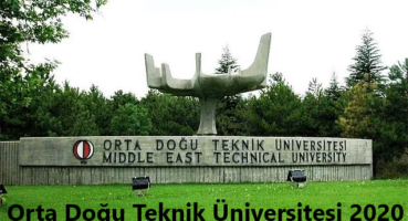 Orta Doğu Teknik Üniversitesi 2020 Personel Alımı