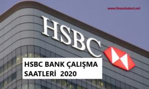 HSBC Çalışma