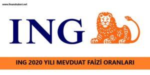 ING Mevduat