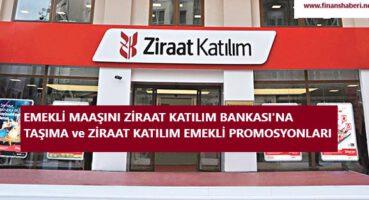 EMEKLİ MAAŞINI ZİRAAT KATILIM BANKASINA TAŞIMA 2020