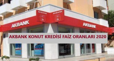 Akbank Konut Kredisi 2020