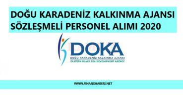 Doğu Karadeniz Kalkınma Ajansı Personel Alımı 2020