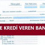 Senetle kredi