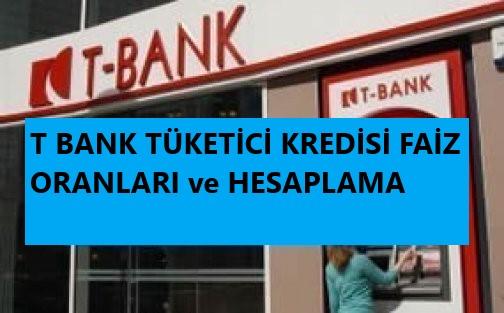 T Bank Müşteri