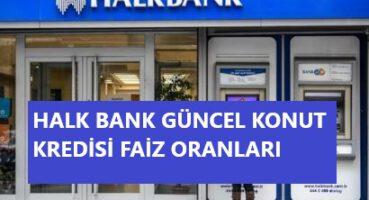 Halkbank Konut Kredisi 2020