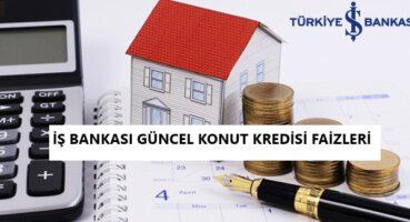 İŞ Bankası Konut Kredisi 2020