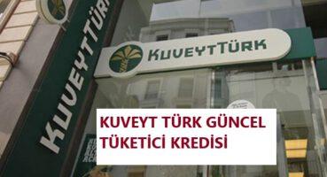 Kuveyt Türk Tüketici Kredisi 2020