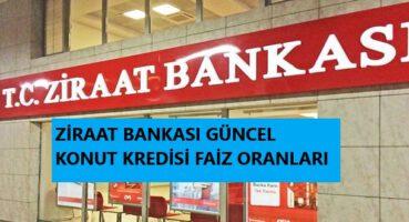 Ziraat Bankası Konut Kredisi 2020