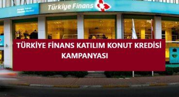 Türkiye Finans Konut Kredisi 2020