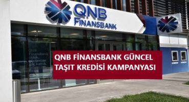 Finansbank Taşıt Kredisi Kampanyası 2020