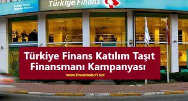 Türkiye Finans Taşıt Finansmanı 2020