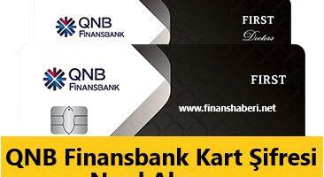 Finansbank Kart Şifresi Alma