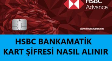 HSBC Kart Şifresi Alma