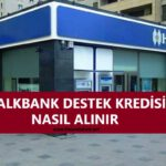 Halkbank Korana Kredisi