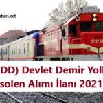 TCDD Memur Alımı 2021 www.finanshaberi.net
