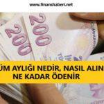 Ölüm aylığı nasıl alınır www.finanshaberi.net
