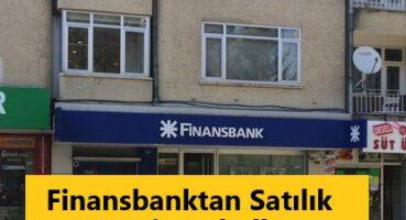 Finansbanktan Satılık Gayrimenkul