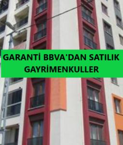 garanti BBVA dan satılık ev 2021