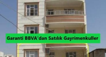 Garanti BBVA'dan Satılık Gayrimenkul