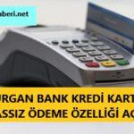 burgan bank temassız ödeme açma
